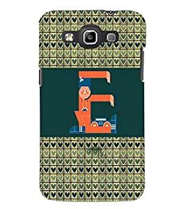 PrintDhaba GRANDbet E D-2593 Back Case Cover for SAMSUNG GALAXY WIN i8552 (Multi-Coloured)