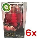 6 x Airwick Aromaperlen Duftkerze Bengalischer Granatapfel