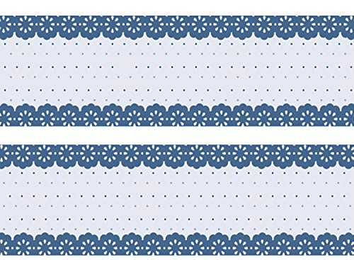 Fototapete Salzbergwerk-Granny Grenze als Kleisterbordüre und Vliesbordüre 260x 15cm, Grenze des, von der Wand, Schneiden, Dekoration Grenze der Tapete | Rolle -