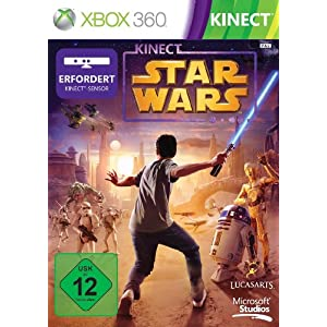 Kinect Star Wars (Kinect erforderlich) – [Xbox 360]