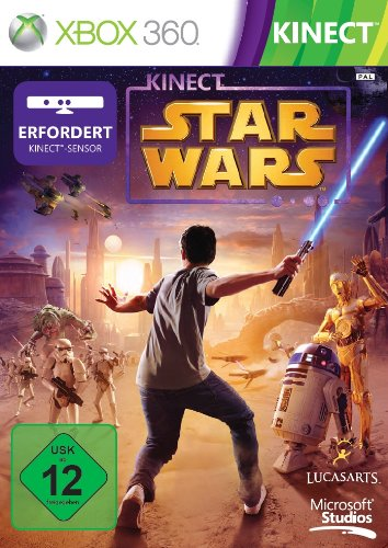 Kinect Star Wars (Kinect erforderlich) - [Xbox 360] (Star 360 Kinect Wars)