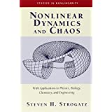 Nonlinear Dynamics And Chaos: With Applications To Physics, Biology, Chemistry, And Engineering (Studies in Nonlinearity)
