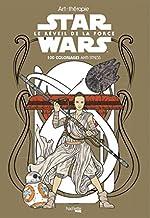 Art-thérapie Star Wars tome 2 de Chiara DI FRANCIA