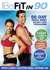 Be Fit In 90 (Triple Disc) [DVD]