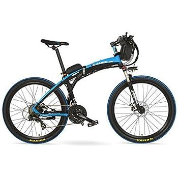 Bicicleta de montaña plegable GP-D 26 500W E bicicleta plegable, bicicleta