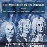 Johann Sebastian Bach: Ouvertüre Nr. 1 C-Dur BWV 1066 - III. Gavotte I-II