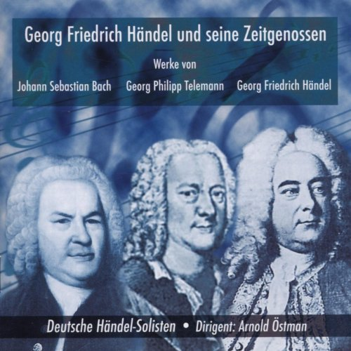 Georg Friedrich Händel: Wassermusik Suite Nr. 3 D-Dur HWV 349 - II. Alla Hornpipe