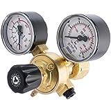 Oxyturbo - Reductor de presión para soldadura de mezcla de CO2 y argón, bombonas recargables