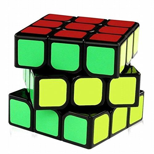 Puzzle Spiel/Classic 3x3 Magic Speed Würfel Smooth Speed Twist Original Zauberw ()