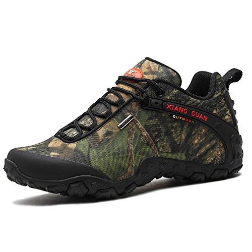 Zapatos de Deporte y Aire Libre, Zapatillas Resistente al Agua para Senderismo y Montaña para mujer 81289 39