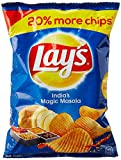 #9: Lay's India's Magic Masala Potato Chips, 25g with Extra 5g