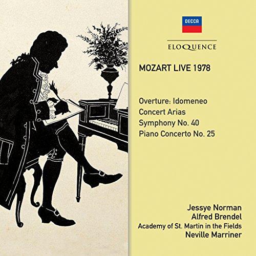Mozart Live 1978