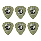 Reality is for People Who Can't Afford Video Games Funny Humor Novelty Guitar Plektron Picks Medium Gauge - 6 Stück
