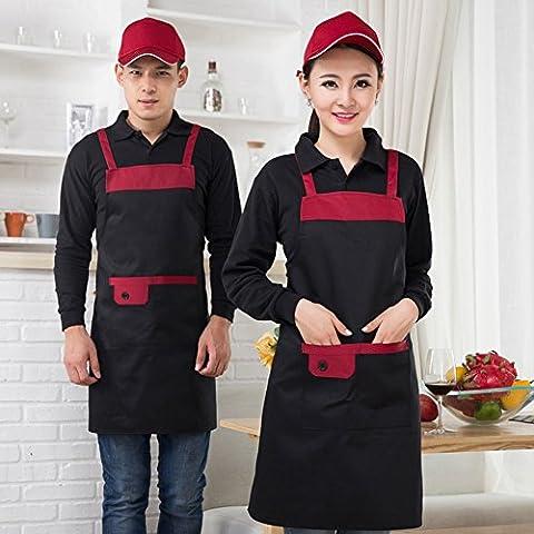Cucina/Grembiuli cameriere Workwear-M