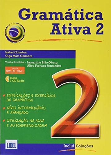 Gramática Ativa 2. Versao Brasileira (+ CD) (Gramtica Ativa Verso Brasileir)