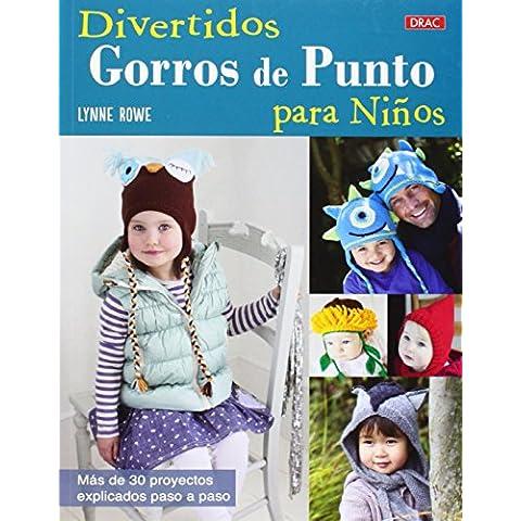 Divertidos Gorros De Punto Para Niños (El Libro De..)