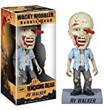 RV Walker Zombie Bobble Head Figure: Walking Dead x Wacky Wobbler Series