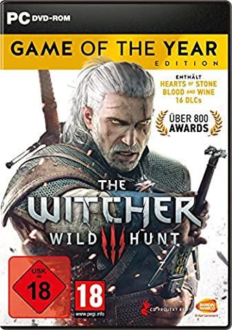 The Witcher 3: Wild Hunt - Game of the Year Edition - [PC]