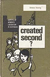 Created second?: Aspects of women's liberation in Australia