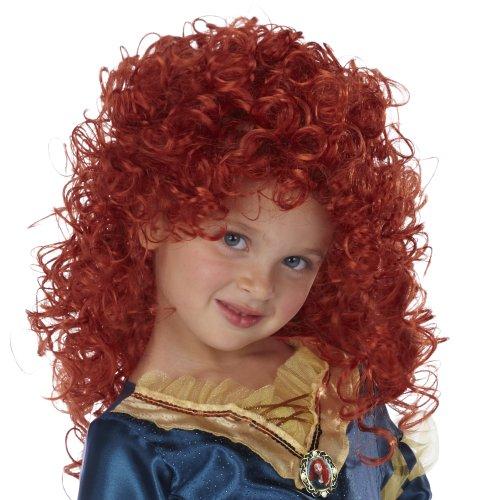 Disney Pixar Brave Merida's Wig Set