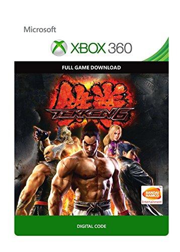 Tekken 6 [Vollversion] [Xbox 360 - Download Code] (Xbox Spiele 360-download)