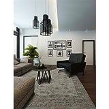 Vintage Fedra Light Grey 8099 Designer Luxury Rug By Louis De Poortere