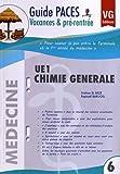 UE 1 Chimie Générale