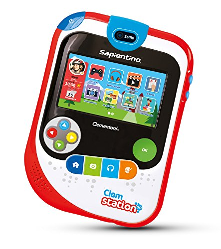 tablet bambini 3 anni Clementoni- Clemstation 5.0 Computer