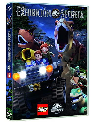 Lego Jurassic World: The Secret Exhibition [DVD]