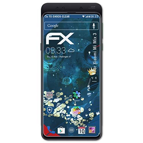 VertrauenswüRdig Atfolix 3x Schutzfolie Für Samsung Galaxy C9 Pro Fx-antireflex-hd Handys & Kommunikation
