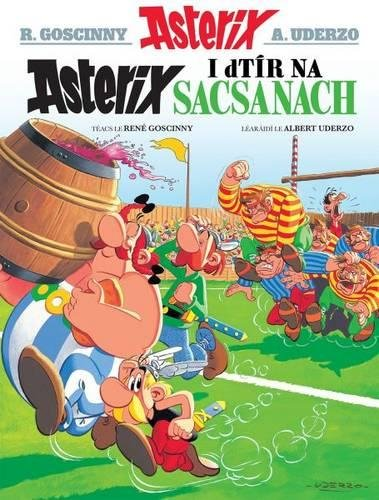 Asterix i dTir Na Sasanaich