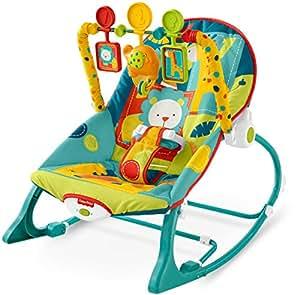 Fisher-Price Infant To Toddler Rocker - Dark Safari
