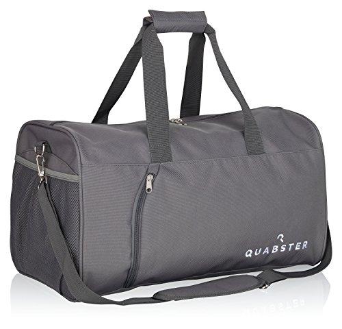[Viele Fächer] Quabster Unisex Sporttasche QUAB15 40L | durchdachte Aufteilung (Karate Schwere Tasche)