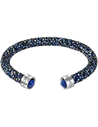 Swarovski Women    Stainless Steel     Crystal