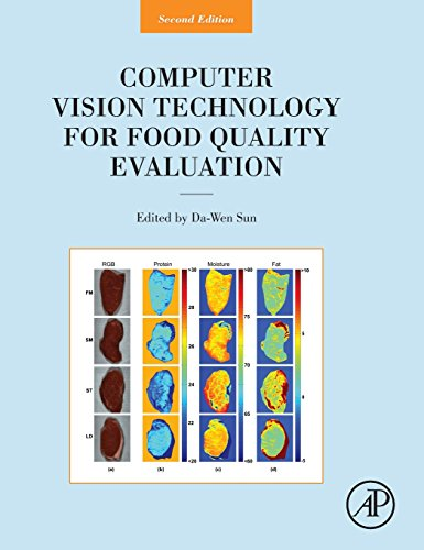 Computer Vision Technology for Food Quality Evaluation
