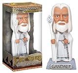 Herr der Ringe Wackelkopf-Figur Gandalf der Weiße 18 cm