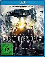 Robot Overlords - Herrschaft der Maschinen [Blu-ray] hier kaufen