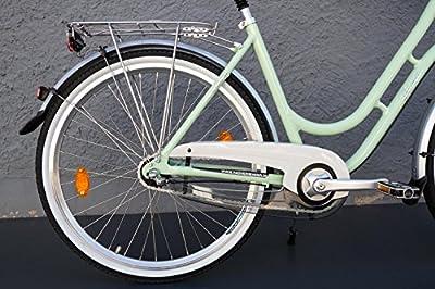 Biria Tourensportrad 1.0 26 Zoll Damenfahrrad 3 Gang-Nabenschaltung Rcktrittbremse mint