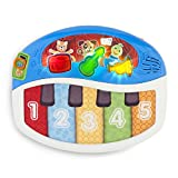 Baby Einstein Discover and Play Piano Review and Comparison