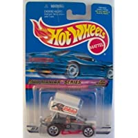 Hot Wheels 2000-019 Mad Maniax Series Slide-Out Sprint Car 1:64 Scale by Greenlight
