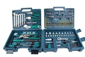 Mannesmann M29086 Coffret de 176 outils (Import Allemagne)