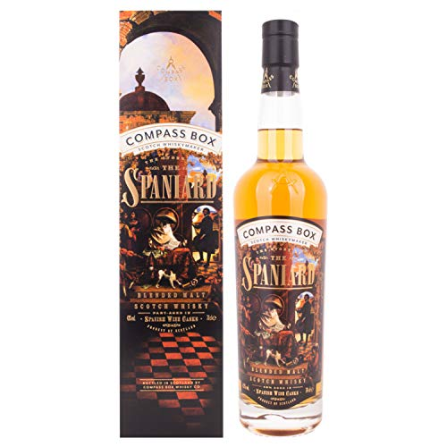 Compass Box THE STORY OF THE SPANIARD Blended Malt Scotch Whisky GB 43,00% 0.7 l.