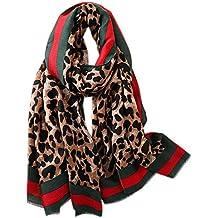 DYEWD sciarpe di Cotone e Lino di Alta qualità, Collo Sciarpa Caldo e  Spesso in fdc05de3c9d