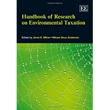 Handbook of Research on Environmental Taxation (Elgar Original Reference)