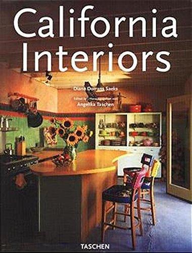 California interiors : Intérieurs californiens par Diane Dorrans Saeks