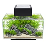 Hagen Fluval Edge Led Aquarium, 23 Litre, Black Gloss