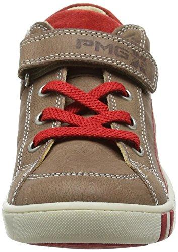 Primigi Phk 7146, Sneakers basses garçon Marron (Terra)