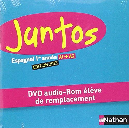 Espagnol 1e année Juntos : Pack 10 DVD élève de remplacement (10DVD)