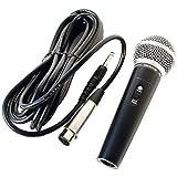 Professionele microfoon dynamische zangmicrofoon studio en 5 m kabel microfoon