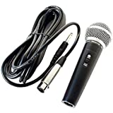 Professional Studio Microphone Dynamic Vocal Microphone, 5m Cable Microphone (SM58)